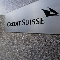 Credit Suisse 瑞士信貸銀行