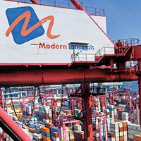 Modern Terminals 現代貨箱碼頭